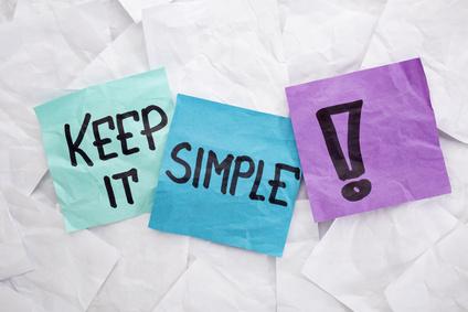 Fotolia keep it simple simplicite 69021405 xs
