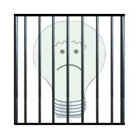 Idee en cage bordure