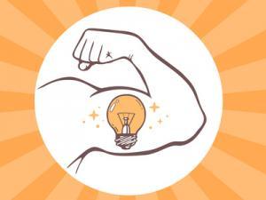 Idée, muscler créativité, créativité, innovation