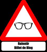 Ralentir billet de blog